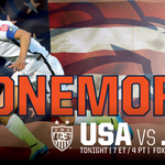 Only #OneMore! Lets go #USWNT! #USA! #USA! #USA! http://t.co/YLLfVG6mSr