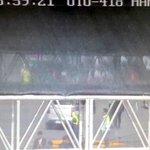 ATENCIÓN: Caravana de @Pontifex_es sale desde aeropuerto hacia Monte Olivo. #ECU911 #Quito apoya con videovigilancia http://t.co/ptjz83sr8E