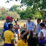 El compromiso también es con nuestros niños y jóvenes. #Mariangola se suma a la CONSTRUCCIÓN DE UN MEJOR VALLEDUPAR http://t.co/HJ7OfSWGsV