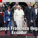 eltiempocuenca: #Ecuador> El #papa Francisco llega a #Ecuador> http://t.co/0pFsayzEgV: Diario EL TIEMPO @eltiempoc...  ElTiempo