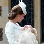 So #PrincessCharlotte was christened today, and it was totally adorable http://t.co/kdgXBiyURh http://t.co/xk0bWSGcfl