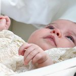 See the cutest family pics from Princess Charlottes christening! She is so precious! http://t.co/RaaQkHjMl5 http://t.co/3vBCmr7Jl4