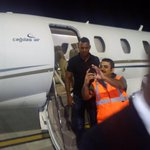 Nani arrives in Turkey to complete £6m transfer to Fenerbahce. Medical tomorrow. #mufc http://t.co/3Cw2AXlJvn