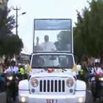 El Papa recorre la av. 6 de diciembre » http://t.co/7G8x7bZHwL #FranciscoEnEcuador http://t.co/v1nkuFwIuj