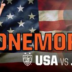 Good luck tonight to the @ussoccer_wnt vs Japan! #OneMore #USA #OneNationOneTeam #WorldCup2015 http://t.co/rDVpJPLtJY
