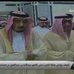 #خادم_الحرمين يؤدي الصلاة على الفقيد أمير منطقة الشمال الأمير عبدالله بن عبدالعزيز بن مساعد في الحرم المكي. - http://t.co/jcyvxhSaTC