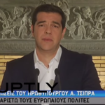 People have overcome fear in a strong and historic decision - Greek Prime Minister Tsipras http://t.co/s2oS5HJSUW http://t.co/vUwfNxsymH