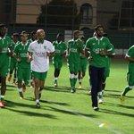 صور تدريب فريق #الأهلي الأول لكرة القدم ليوم الأحد 5 يوليو 2015م. http://t.co/T3XCw3eZC1