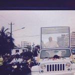 """#Ecuador: """"@noticiasec:#PapaFranciscoEnEcuador llegó a Nunciatura Apostólica http://t.co/T2L8r1k8G7"""""""