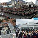 Así se vivió el recorrido del #PapaFrancisco por las calles de #Quito » http://t.co/7G8x7bZHwL http://t.co/PZaYpm4rAJ