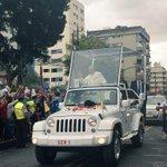 RT @andrepgg: #FranciscoenEcuador @teleamazonasec http://t.co/7PoileVH1N