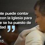 Nuestra Patria recibe con halago las sabias palabras del Papa #FranciscoEnEcuador @MashiRafael #ElPapaEnEcuador http://t.co/QZ0ctYD0iw