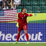 #USWNT enters final on a 513-minute shutout streak, 2nd-longest in Women's World Cup history. http://t.co/VyzzwRQuMG