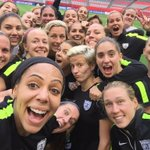 #SQUADGOALS Good luck to the @ussoccer_wnt in the #FIFAWWC Final! #USA #USWNT (via @HeatherOReilly) http://t.co/4P2eoG69X2