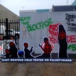 Morning @LondonPalestine @blockthefactory we have shut down #ElbitSystems again. Solidarity from Australia! #auspol http://t.co/uiWvxGOoJJ