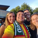 @AOPDX member @DerekEspi just ran into @sincy12 and @ALLIE_LONG at the @TimbersFC game. Today is a great day http://t.co/pfvREC7HZB