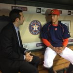 What do you think of the show so far?? Next up on @KHOUSports Extra my sit down interview with Carlos Correa. http://t.co/2tmQCLRvTn