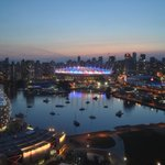 BC Place will be glowing Red, White & Blue tonight for the #FIFAWWCFinal Champs #USA! @USSoccer_w http://t.co/vmExRHI91c