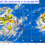 FULL STORY: Storm signals up in Ilocos, Abra as #EgayPH moves north http://t.co/XzEqfqV7TP http://t.co/H7Qz5V1Q8o