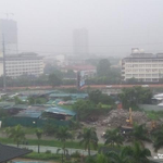 Light rain in PUP, Sta. Mesa, Manila reports YouScooper @reyenmurey. #EgayPH http://t.co/IbXSQ99MIy