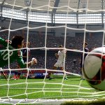 Great shot of @TobinHeath celebrating against #JPN #FIFAWWC #BAONPDX http://t.co/s5Irxe3LN2