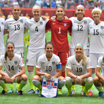 The Starting XI for todays game. #USWNT 4, #JPN 1 - 32 http://t.co/GM1bYwiTjK