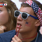 Whats this dudes name? RT for Dylan FAV for Cody #USA #FIFAWWC http://t.co/w7zW6IMnDY