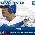 .@SalvadorPerez15 will make his second #ASG start and third overall selection! Felicidades! #Royals http://t.co/Ta2iyrB5Qm