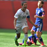 A 45-minute performance from @CarliLloyd that rivals the best in World Cup final history. http://t.co/plQdqXnXdW