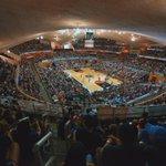 #BSN Vista del Auditorio Juan Pachín Vicéns durante el partido de hoy. Vía BSNPR http://t.co/TlVkc2Mfrl