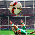 There are a lot of really, really awesome photos from Carli Lloyd's hat trick. http://t.co/0Z4OjZjtMl http://t.co/HRQhgWecgs