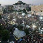 Grecia: Rotunda victoria de la Democracia y la Dignidad. El pueblo griego le ha dicho NO… #Greferendum http://t.co/xCCI65zSsa