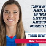 Tobin Heath is #WorldClass. Check out her and her teammates skills off the pitch. http://t.co/iQzNU5R8tt  #USAvJPN http://t.co/uQuKVheSMl