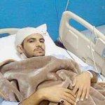 ترقية رجل الأمن عبدالله الحارثي الذي أُصيب في إطلاق نار مع مطلوبي #الطائف ومنحه نوط الشجاعة، ومكافأة مالية. - http://t.co/fFz2OHAiJO