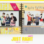 Check out the latest pages in GOT7s Just Right scrapbook! http://t.co/r2l06iAHHm http://t.co/io3DK2L1nq