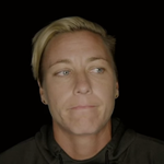 Abby Wambach enters the game. So deserving, what a moment. Her pre-game video was amazing. http://t.co/tBWLKrMUH8 http://t.co/ZVe1rkVWQD