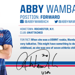 On comes @AbbyWambach for her final @FIFAWWC appearance to replace @TobinHeath. @CarliLloyd gives her the armband... http://t.co/XqBUEZJxGM