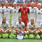 Congrats to the @ussoccer_wnt! #WorldCup champions once again! #USA #USAvJapan #SheBelieves #AmericanOutlaws http://t.co/kXFRDNlaga