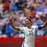 Womens World Cup CHAMPS!!! Stick around for complete post game coverage and medal ceremonies! #USAvJPN #FWWConFOX http://t.co/89TTwwJumS