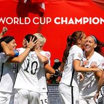 Party like its 1999!!!  2015 WORLD CUP CHAMPIONS! #GoTeamUSA http://t.co/8zCndg06yT