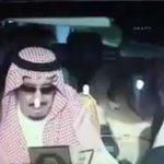 صورة 🔴  #خادم_الحرمين_الشريفين يقضي يوم أمس المسافة بين #جدة و #مكة_المكرمة بتلاوة القرآن الكريم. http://t.co/mU2VwHc5jb