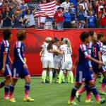 【試合速報】 アメリカが4大会ぶり3度目の優勝…なでしこ立ち上がりの失点響き連覇ならず http://t.co/gwmsexenD5 女子ワールドカップ決勝が行われ、なでしこジャパンは惜しくも準優勝に終わりました。#FIFAWWC http://t.co/RSEdfLWY8p