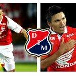 Arias y Torres serían Nuevos jugadores del @DIM_Oficial . #BIENVENIDOS http://t.co/KwKWwtk17X