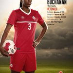 #boom! #FIFAWWC Young Player Award winner: #canWNT @keishaballa Congrats Kadeisha! #CanadaRED http://t.co/32Qnd9tvEF