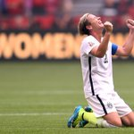 Congratulations, @AbbyWambach! Years of blood, sweat and tears led to this moment. #Champion #SheBelieves http://t.co/URXrlwb1QI