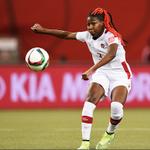 Canadian defender Kadeisha Buchanan (@keishaballa) wins Best Young Player Award at the #FIFAWWC http://t.co/b7k4B8gYeL