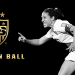 .@CarliLloyd 6 goals, 1 assist and one amazing World Cup. Your Golden Ball Winner for best player at the @FIFAWWC http://t.co/14b8MLuNbu