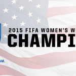 Congratulations to the world champs! #USWNT 🇺🇸 💪 http://t.co/XyPKg0gd9v