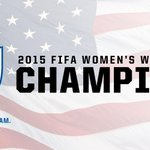 Congrats, @ussoccer_wnt! #IBelieveThatWeJustWon   🇺🇸⚽️ http://t.co/9TNK4MhrfE