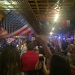 The crowd from ODalys was celebrating team USA the entire game. #WorldCupFinal #SheBelieves #USSoccer http://t.co/mGIK6XM4AF